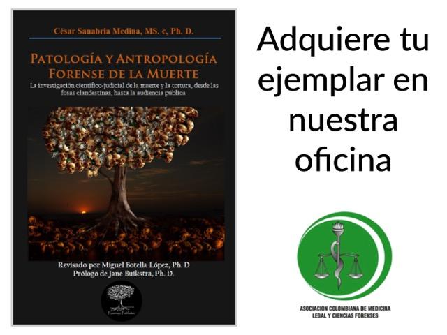 Patología y antropología forense de la muerte