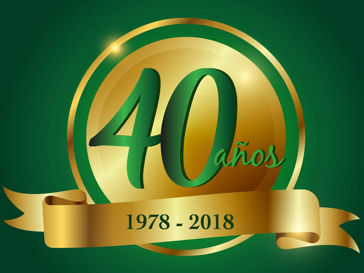 ASOMEF invita a sus asociados a celebrar los 40 años en Cartagena